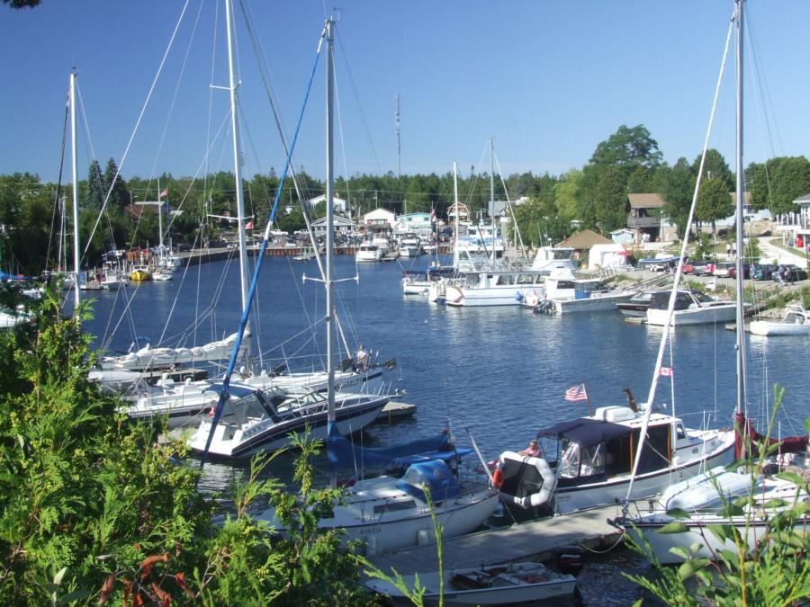 Toby harbour
