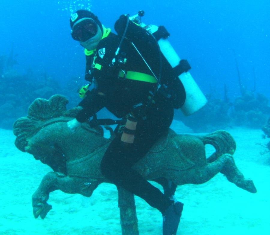 Horseback Riding, Cane Bay, St. Croix, USVI