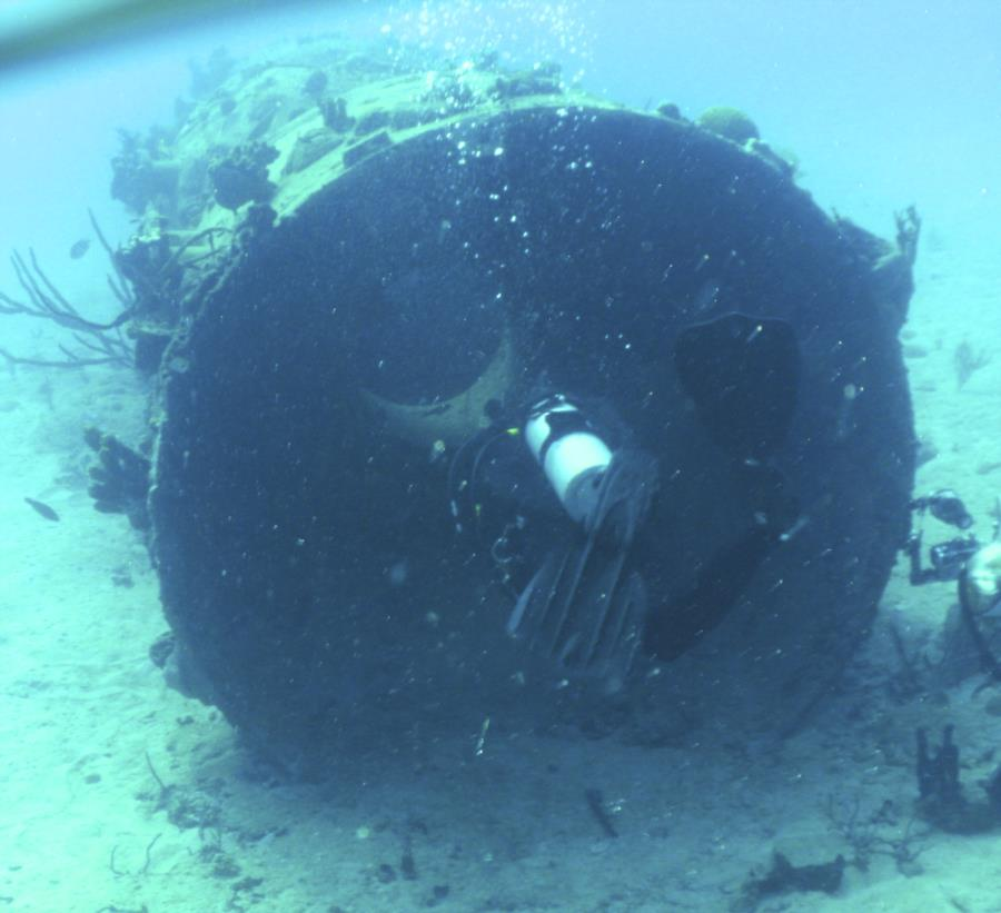 SeaLab Entry, St. Croix, USVI