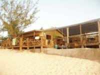 Manta House and the Sand Bar