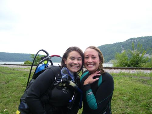Diving Adventures!