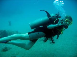 5 Diving Tips for Saving Air