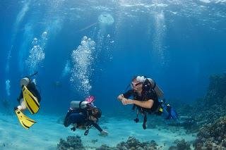 How to Do SCUBA Dive Calculations