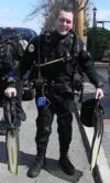 Ricky from Croton on Hudson NY | Scuba Diver
