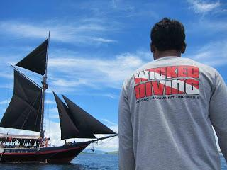 Komodo Diving season is underway- First Liveaboard trip report