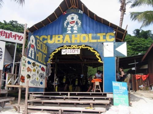 Are you a Scubaholic?