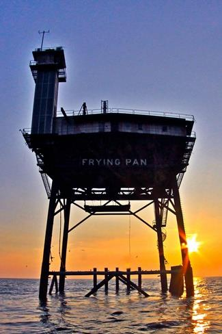 Conversation with Richard Neal - New Owner of the Frying Pan Tower