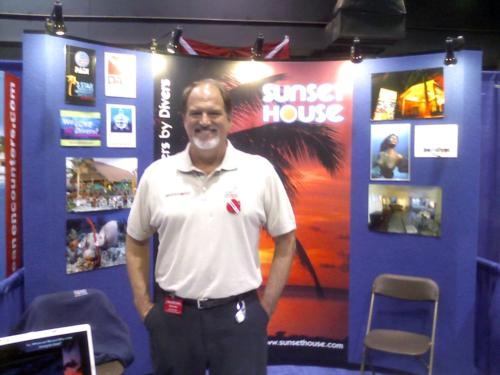 Sunset House (at Texas Dive Show)