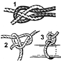 Popular knots to know for scuba diving