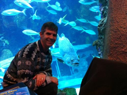 Diver Dave & the Denver Aquarium – Episode 3 (Dining Room)