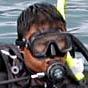 Iszarizal from Kuantan pahang | Scuba Diver