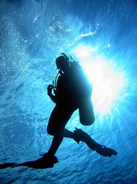 Diving as a source of Inner Peace