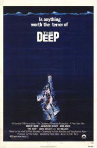 Watching a classic,  The Deep