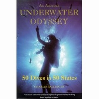 50 Dives in 50  States, a book review