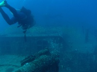 Sea Tiger Wreck, Oahu