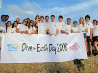 Dive for Earth Day