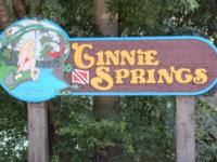 Ginnie Springs, High Springs, Fl