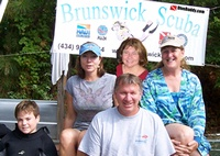 Lake Rawlings First Annual Dive Buddy Gathering