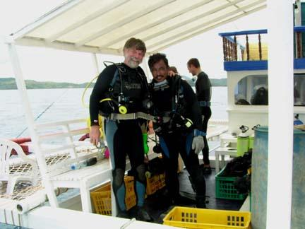 Dive Trip in November 2010