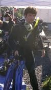 Louis from Oak Hill VA | Scuba Diver