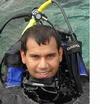 Zaheer from Doha  | Scuba Diver