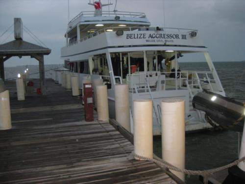 Belize Aggressor - January 2009