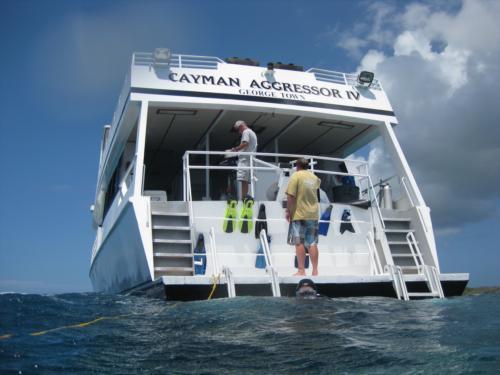 Cayman Aggressor IV - May 2009