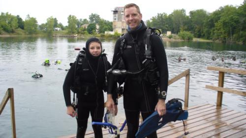 New Diver