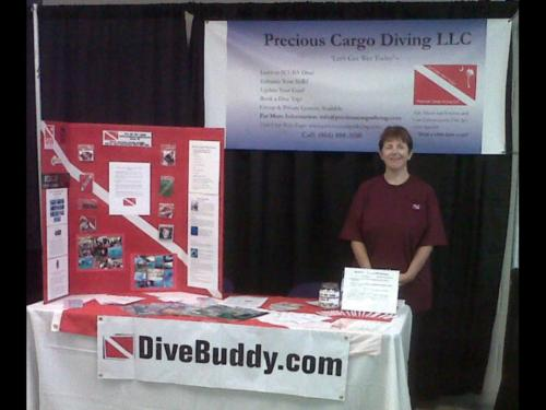 the 2011 Anderson, Oconee & Pickens County Business and Industrial Showcase at Littlejohn Coliseum