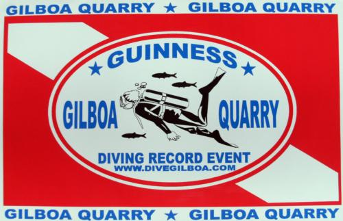 Gilboa World Record 2010! and Contest