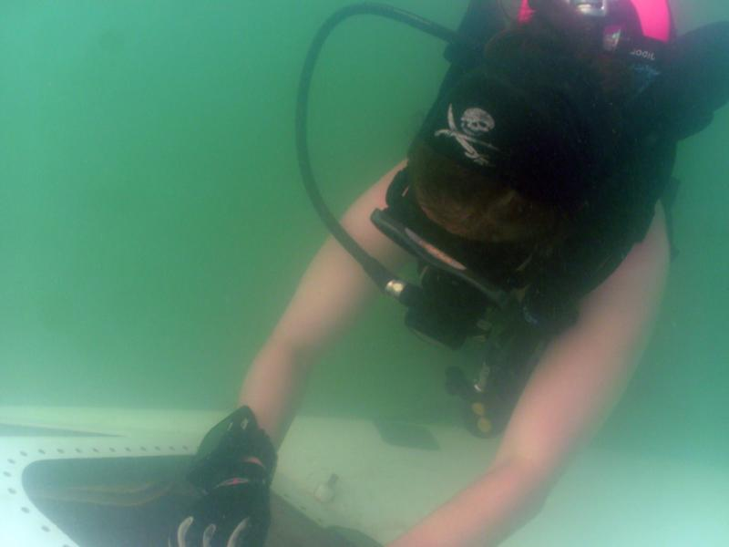 Athens SCUBA Park - New Jet Exploration