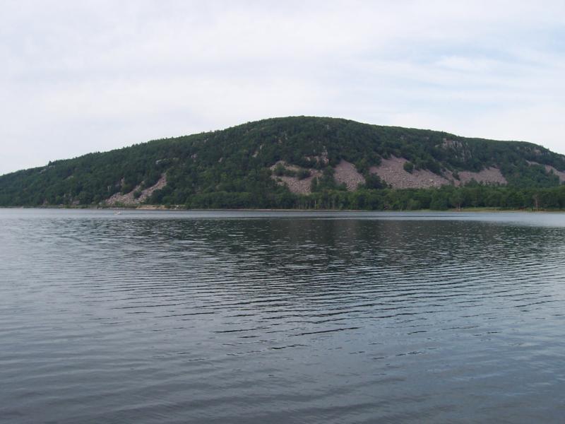 Devil's Lake - A view of Devil's Lake