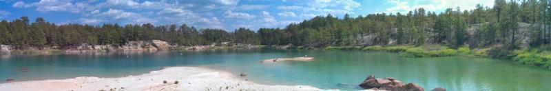 Blue Lagoon - Blue Lagoon Panoramic