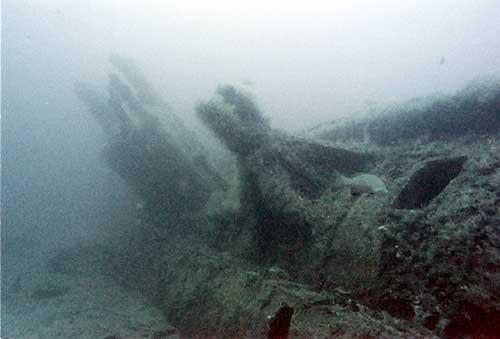 U-352 - U-352 conning tower