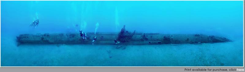 U-352 - Mosaic, not my photo