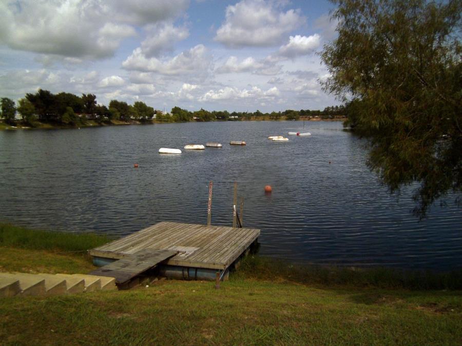 Twin Lakes Scuba Park - Twin Lakes Entry Platforms