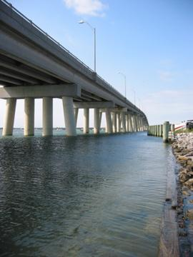 Old Ponquogue Bridge Marine Park - Old Ponquogue Bridge Marine Park