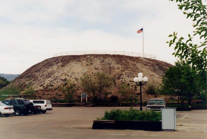 Homestead Crater - Midway Crater