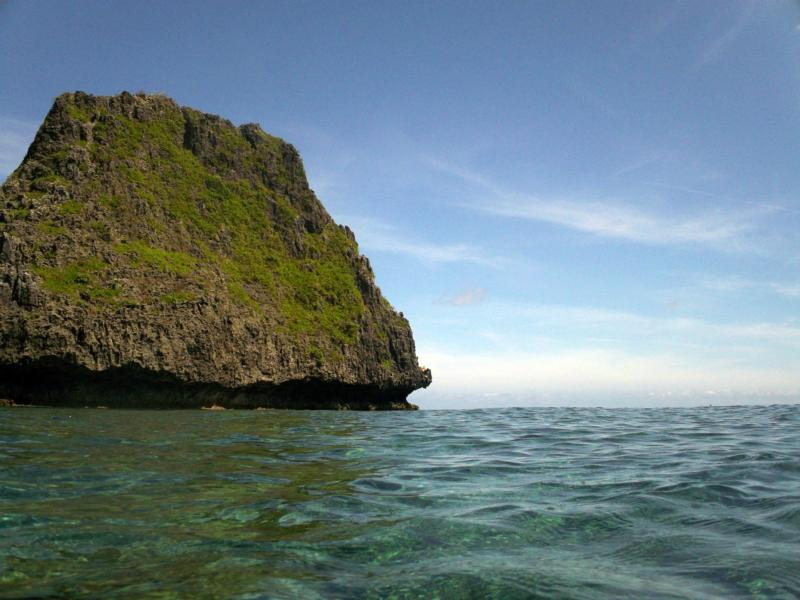 Maeda Point - Maeda Point Rock
