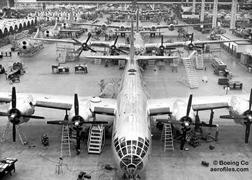 B-29 - Lake Mead - On the line