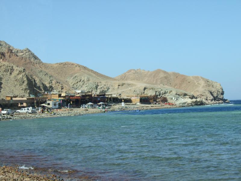 Blue Hole - Blue Hole, Dahab, Sinai, Egypt