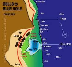 Blue Hole - Blue Hole Dahab