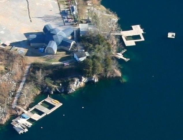 Alabama Blue Water Park (Pelham Quarry) - Alabama Blue Water
