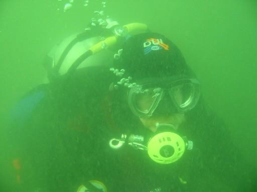 """Western World """"The Spring Lake Wreck"""" - Carl on the wreck"""