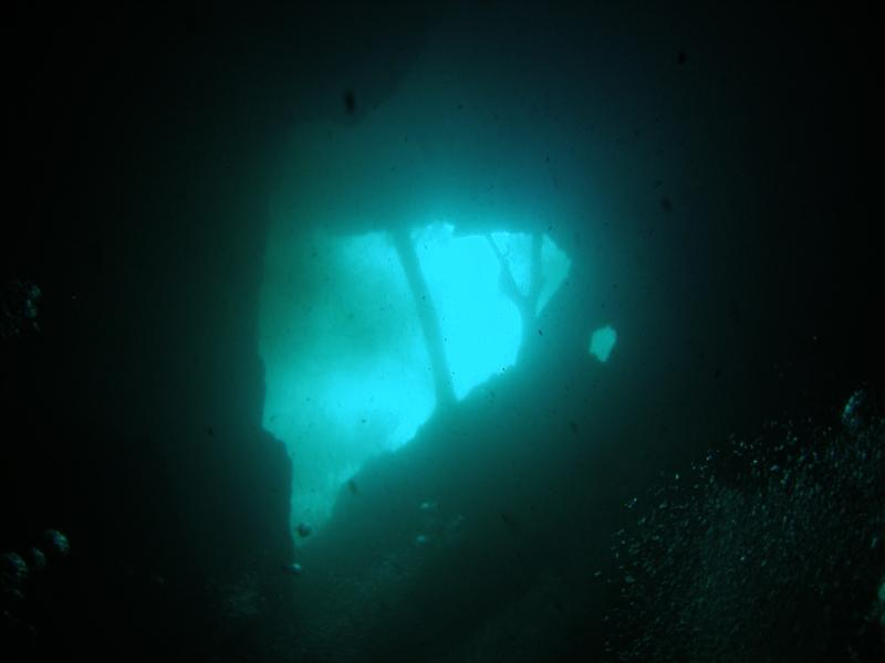 Buford Springs/Sink - From 80' deep in Buford