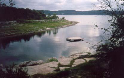 Mansfield Dam Dive Park - Mansfield Dam
