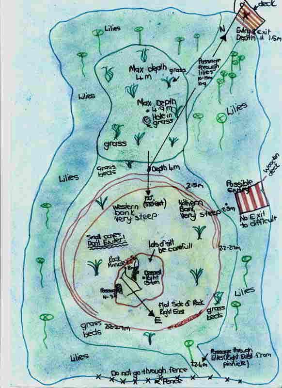 Marico Oog - map
