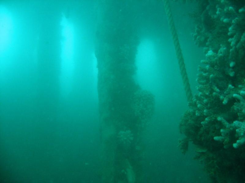 Alexander Ramsey (Liberty Ship) - Wreckage