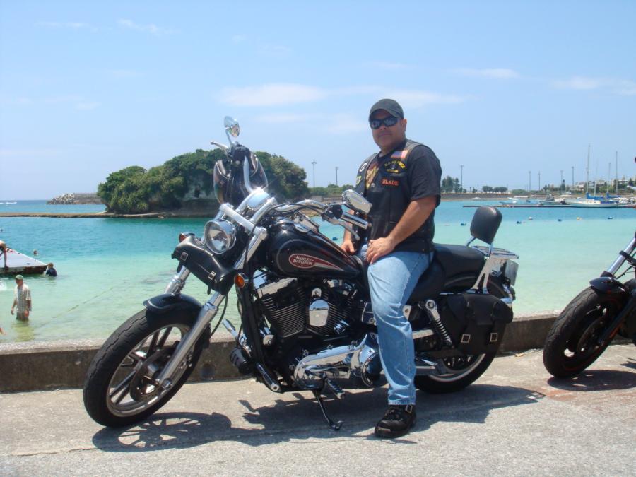 Kadena Marina (Kadena south) - I rather ride here than dive