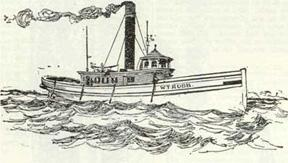 Tacoma Tug - In better days.